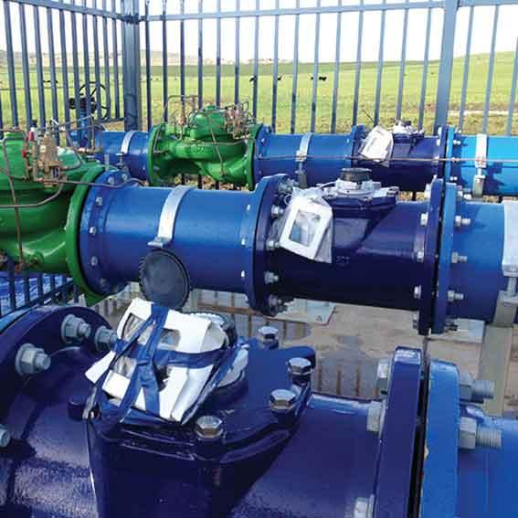 WP-Dynamic-Turbine-Water-Meter-Field