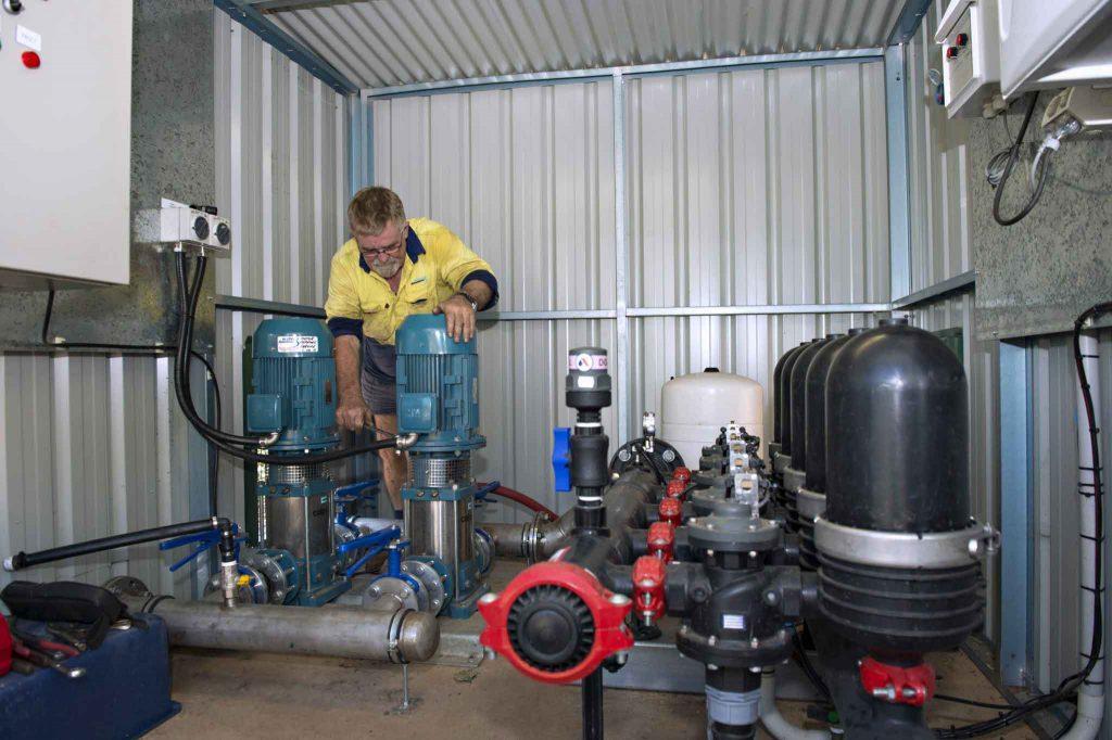 Irrigation-Maintenance