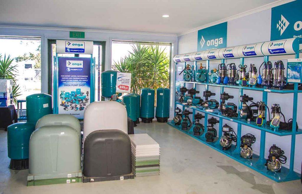 ONGA-Pump-Showroom