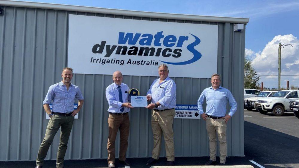 Water Dynamics Tasmania Opening Event