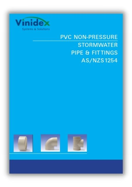 pvc non pressure stormwater pipe fittings
