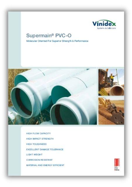 supermain pvc vinidex
