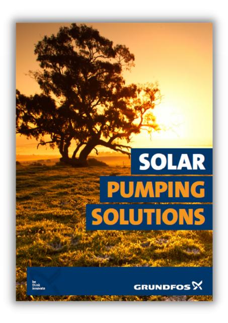 solar pumping grundfos catalogue